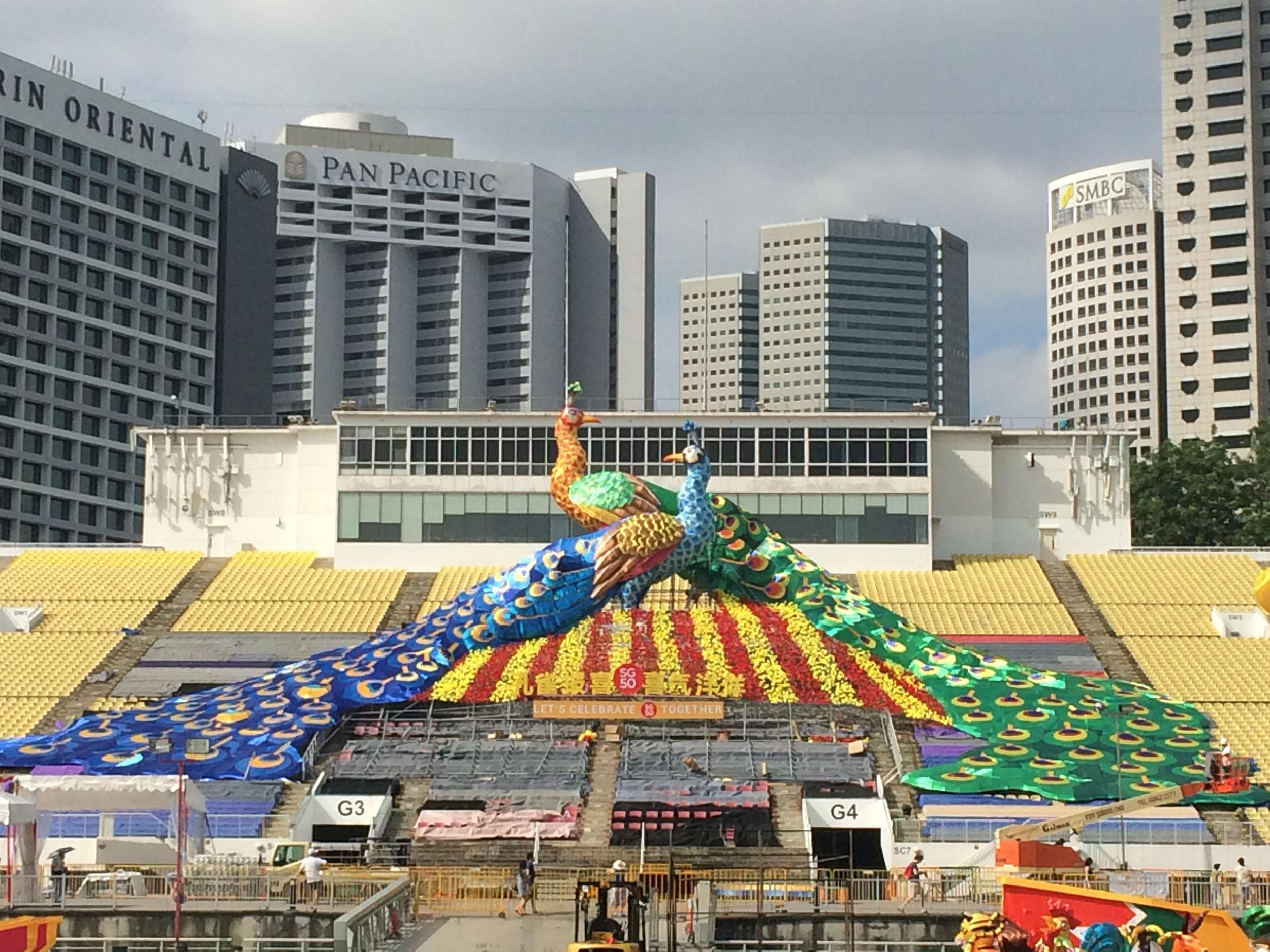 River Hong Bao Events